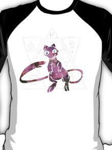 light occult mew (lineless) T-Shirt
