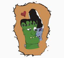 Frankie and His Bride by joxerjen