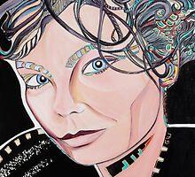 Björk by Giselle Luske