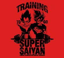 Training to go super saiyan - Vintage T-Shirt