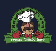 Tomato Bork Kids Tee