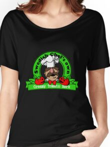 Tomato Bork Women's Relaxed Fit T-Shirt