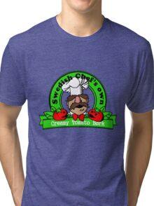 Tomato Bork Tri-blend T-Shirt