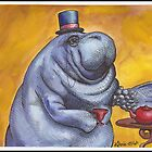 Gentlemanatee by Kat Anderson