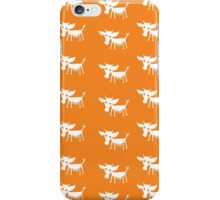Cows in The Paddock iPhone Case/Skin