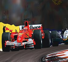 formula one by alan bell