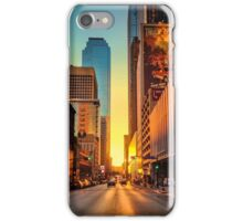 Elm Street Dallas iPhone Case/Skin