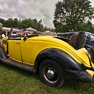36 Ford Roadster by barkeypf
