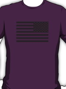 Soldier's Arm US Flag T-Shirt