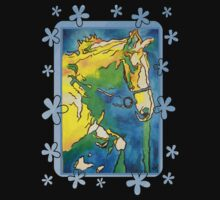 My Little Pony (Yellow and Blue) One Piece - Long Sleeve