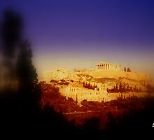 The Acropolis by Shiva77