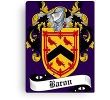 Baron  Canvas Print