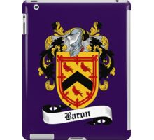 Baron  iPad Case/Skin