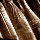 Old Fashioned Soda Bottles by IndigoBleue