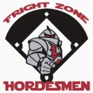 Fright Zone Hordesmen by MightyRain