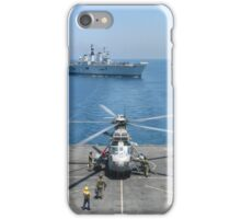 RAS WITH 820 SQUADRON iPhone Case/Skin