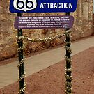 Route 66 at Christmas by Shiva77