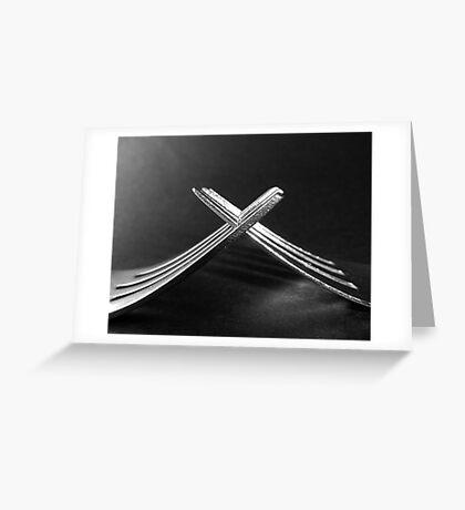 Forks! Greeting Card