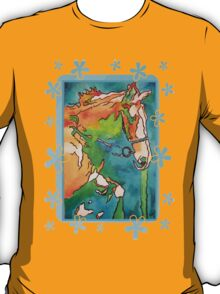 My Little Pony ( Jade and Tan) T-Shirt