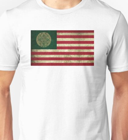 MEXICAN AMERICAN - 030 T-Shirt