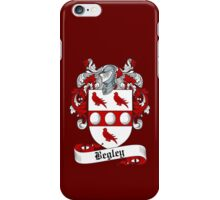 Begley (Bagley) iPhone Case/Skin