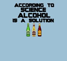 Alcohol is the solution - Beer Unisex T-Shirt