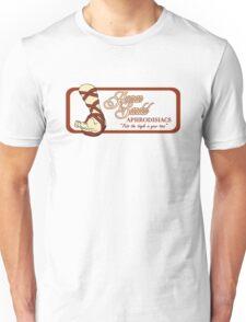 Roman Sandle Aphrodisiacs Unisex T-Shirt