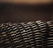 Wicker chairs abstract by steppeland