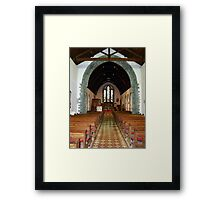 St Eunan 's Cathedral Raphoe, Donegal, Ireland Framed Print