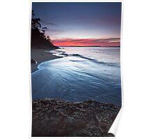 Boronia Beach Sunrise #3 Poster