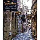 Saint-Paul De Vence, Alpes-Maritimes by prbimages