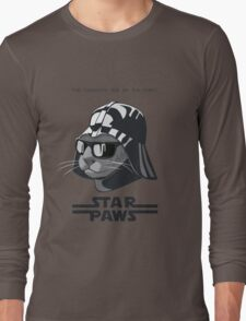 Darth Kitty - Classic grey Long Sleeve T-Shirt