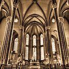 St Antoine Church, Istanbul - HDR by kutayk
