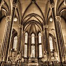 St Antoine Church, Istanbul - HDR by Kutay Photography