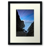 Hidden Valley Cabarita Framed Print