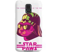 Darth Kitty - Neon Samsung Galaxy Case/Skin