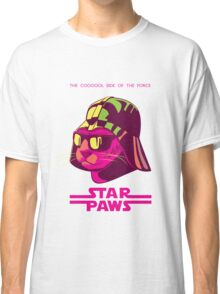 Darth Kitty - Neon Classic T-Shirt