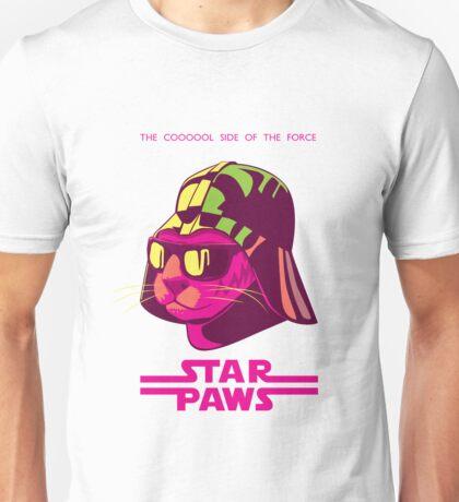 Darth Kitty - Neon Unisex T-Shirt