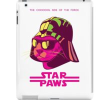 Darth Kitty - Neon iPad Case/Skin