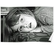 I Want my Bed Poster