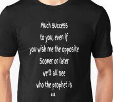 Nas Is Prophet Unisex T-Shirt