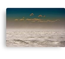 Wollongong Winds Canvas Print