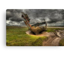 FD Clarin - Revisited Canvas Print
