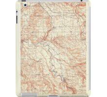 USGS Topo Map Oregon Boring 282269 1914 62500 iPad Case/Skin