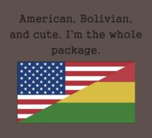 American Bolivian And Cute Kids Clothes