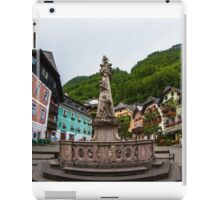 Hallstatt in Austria- 001 iPad Case/Skin