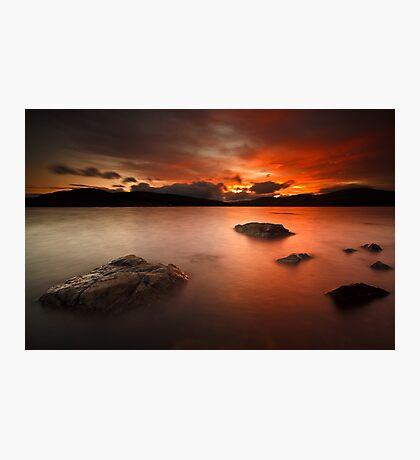 Sunset Skies Photographic Print