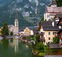 Hallstatt in Austria-002 by jasonksleung