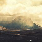 Storm clouds over Skye by Ben Malcolm