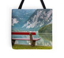 Hallstatt in Austria-003 Tote Bag